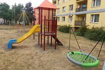 Město Žamberk otevřelo nové hřiště