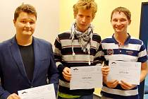 Krajské kolo dějepisné soutěže studentů gymnázií.