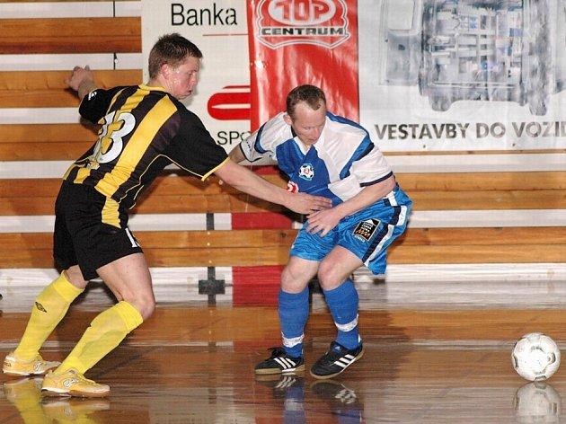 Čtvrtý zápas série vyhráli Vysokomýtští v Heřmanově Městci 2:0.
