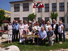 Setkání členů Evropského svazku měst v Žamberku.