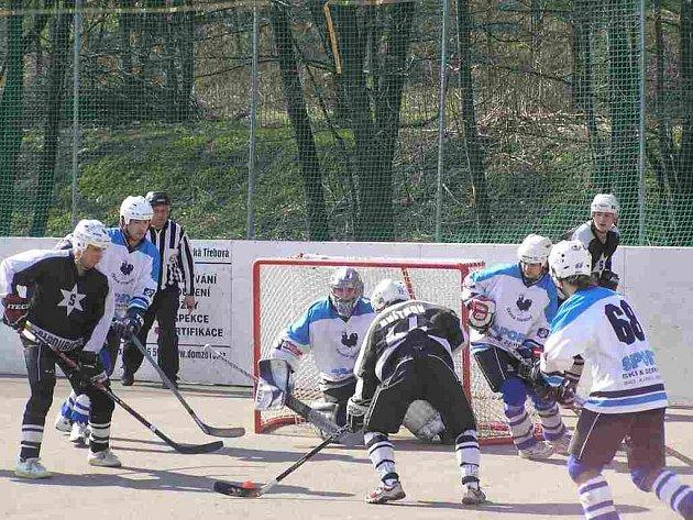 Českotřebovští poslední zápas základní části I. ligy na domácím hřišti prohráli.