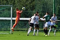 FK Jablonec B vs. Jiskra Ústí nad Orlicí.