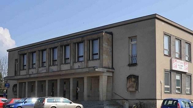 Současná podoba kulturního domu v Letohradě