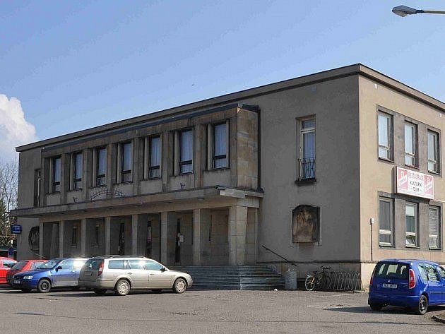 Současná podoba kulturního domu vLetohradě