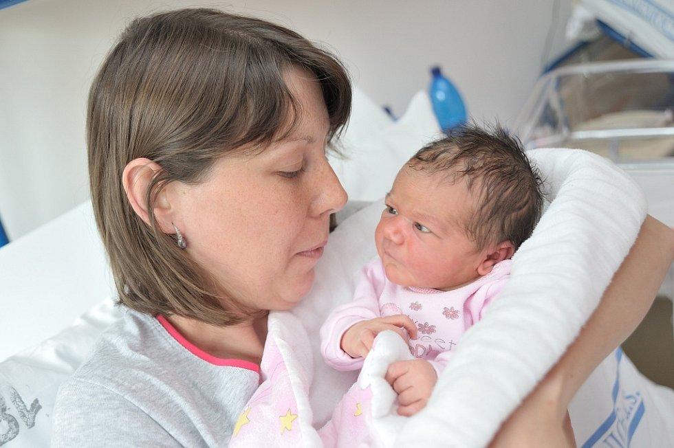 Barbora Forejtová se narodila 16. 5. ve 4.18 hodin Ludmile a Václavovi z Vysokého Mýta. Při narození vážila 3,70 kg.