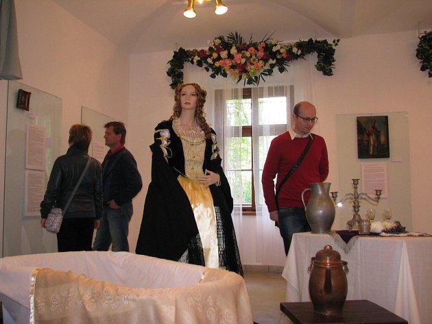 Výstava lázeňství a léčitelství ve Vraclavi
