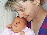 Zuzana Kalousková je po Aničce druhá holčička Pavly Markové a Miroslava Kalouska z Letohradu. Narodila se 5. 5. v 4.38 hodin, kdy vážila 3110 g.