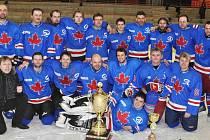 Hokejisté HC Javorník vyhráli městskou hokejovou ligu v Litomyšli
