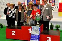 Vítězové krajské výstavy Zemská koruna 2013.