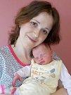 Markéta Štanderová je po Terezce a Klárce třetí holčička Michaely a Zdeňka z Letohradu. Narodila se 6.5. v 7.58 hodin s váhou 3580 g.