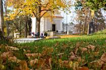 Park u kostela Nanebevzetí Panny Marie v Ústí nad Orlicí byl oceněn v rámci soutěže Park roku 2019.