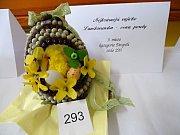 Soutěž o nejkrásnější vajíčko Lanškrounska 2017.