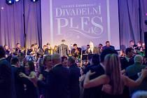 Žamberský divadelní ples 2017.