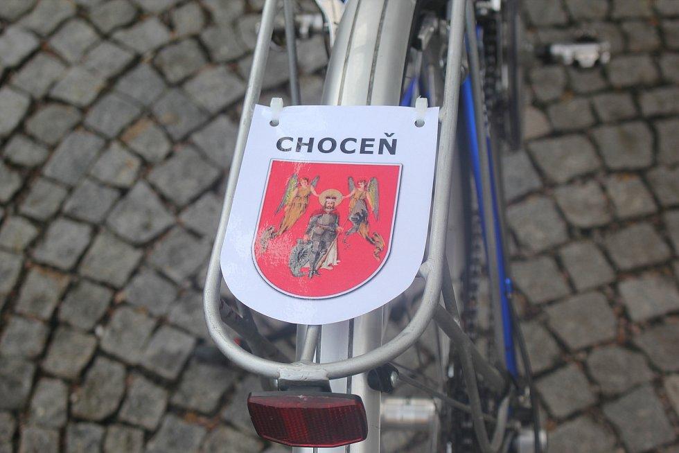 Choceňští cyklisté se nenechali zahanbit a v pátek vyrazili do Orlického Záhoří, Zdroj: Bedřich Bečička