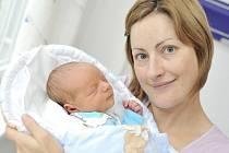 Matyáš Pirkl je po Natálii a Patricii prvním synem Kateřiny a Michala z Letohradu. 21. září v 1.23 hodin je potěšil hmotností 3,4 kg.