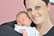 Tereza Dragonidesová se narodila 16. 4. v 6.27 hodin Martině a Mariovi z Klášterce nad Orlicí. Vážila 3,6 kg a bratříčci se jmenují Šimon a Dominik.