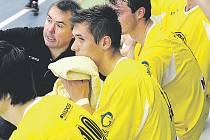 Futsalisté Nejzbachu trénovali především rychlý protiútok a střelbu. Po nevydařených zápasech se jim podlomila i psychika.