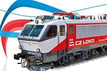 CZ Loko představuje novou lokomotivu.