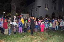 Zahájení adventu v Dlouhé Třebové.
