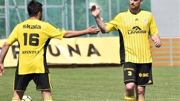 Jakub Chleboun (vpravo)