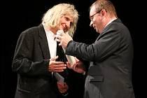 Ve čtvrtek 5. října se v Roškotově divadle uskutečnil slavnostní večer Města Ústí nad Orlicí spojený s předáváním ocenění za Počin roku, Cena města a Cena starosty města.