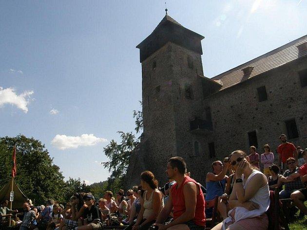 Historické hry v Liticích.