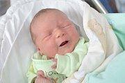 Sebastian Faltus je první radostí pro Annu a Ondřeje z Lanškrouna. Když se 19. dubna v 6.20 hodin narodil, vážil 3,600 kg.