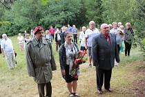 Nad obcí Cotkytle u Lanškrouna se na začátku srpna konal 29. ročník setkání Čechů, Moravanů a Slováků.