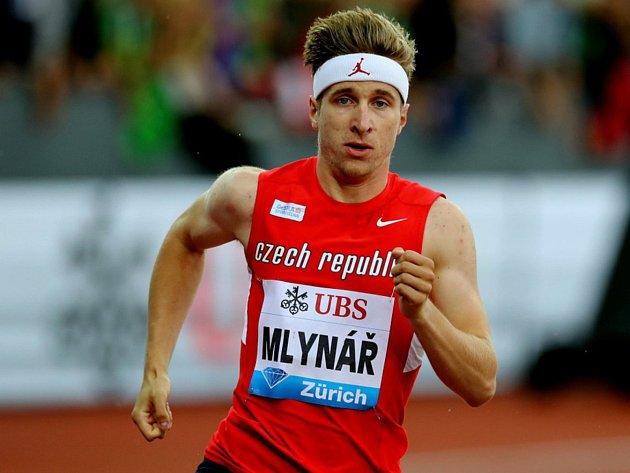 Výbornými výsledky si půlkař Vojtěch Mlynář vysloužil pozvánku na mítink Diamantové ligy v Curychu, kde ochutnal pocit vítězství.