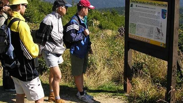 Společným cílem obcí, podnikatelů a neziskových organizací je přilákat turisty na Králicko.