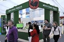 Veletrh cestovního ruchu Holiday World v Praze.