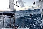 Martin Doleček vyplouvá z Bali za týden.