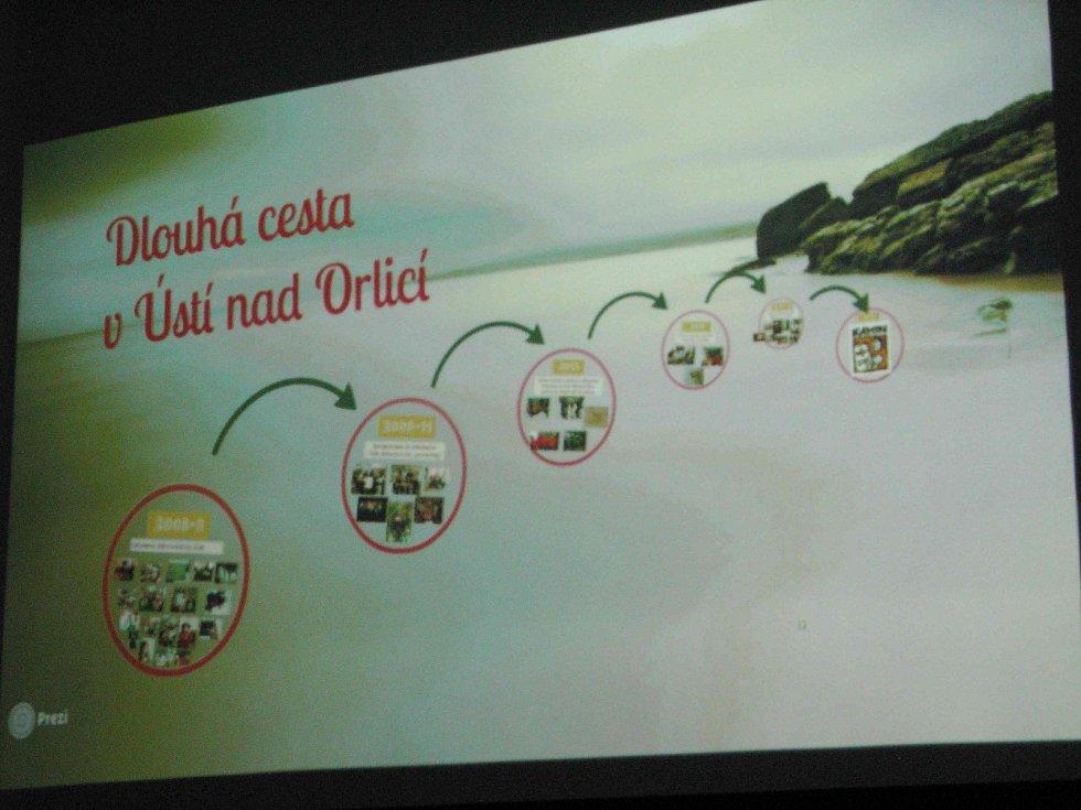 Slavnostní otevření Nízkoprahového zařízení pro děti a mládež Kamin Ústí nad Orlicí