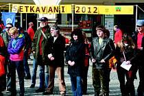 """""""Setkávání 2012"""" v Ústí nad Orlicí."""