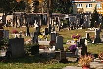 Hřbitov ve Vysokém Mýtě