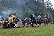 Letohrad slavil 710 let města. Lákaly No Name i historická bitva.
