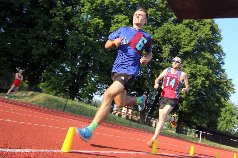 Atleti zaběhli Memoriál Kováče a Čevony.