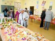 V damníkovské škole slavili Velikonoce.