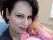 Karolína Kopecká je prvorozená holčička Blanky a Karla z Jablonného nad Orlicí. Světlo světa spatřila dne 6. 1. v 16.33 hodin, kdy vážila 2760 g.