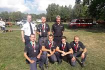 Mistrovství záchranných týmů Hasičského záchranného sboru (HZS) Pardubického kraje a složek integrovaného záchranného systému – záchrana na vodě 2018.
