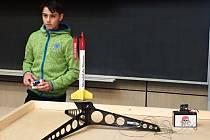 Žáci z lanškrounských škol uspěli s roboty na univerzitě v Liberci.