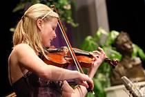 Závěr KHS - závěrečný koncert a přijetí vítězů a zahraničních účastníků na ústecké radnici.
