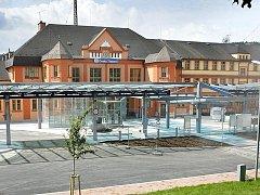 Dopravní terminál v České Třebové