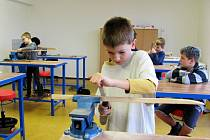 V DDM Duha v Ústí nad Orlicí otevřeli novou učebnu.