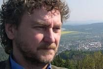 Starosta Ústí nad Orlicí Richard Pešek.