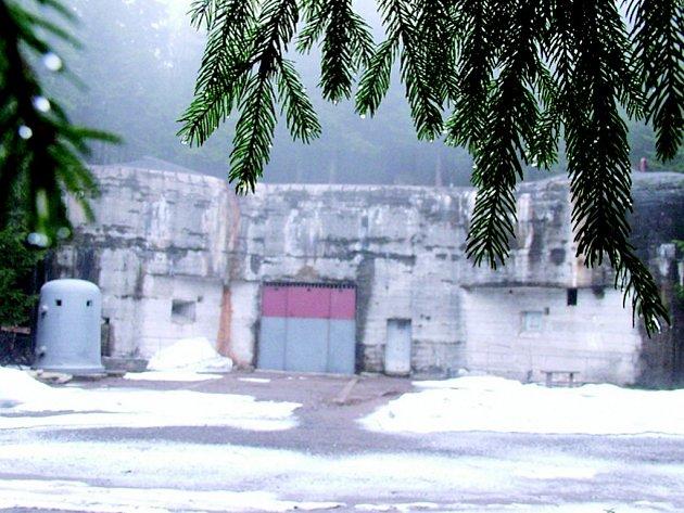 Pevnost Bouda.