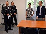 Dolní Morava má svou služebnu policie. Pomůže klidu i dopravě v turistickém resortu.