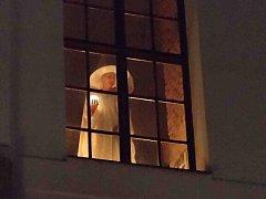 Hradozámecká noc na Zámečku.