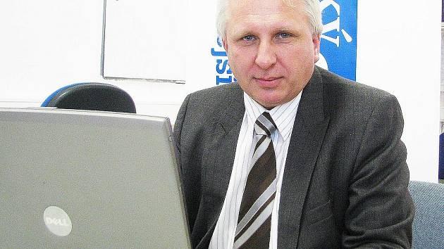 Miloslav Soušek, starosta Vysokého Mýta.