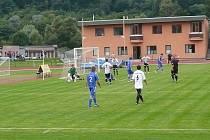Předkolo Ondrášovka Cupu. Ústí n. O. - N. Paka 0:1 (0:0).